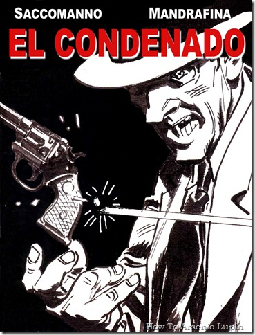 El Condenado Portada Tomo 1