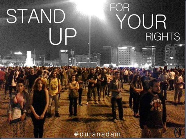 stand up for