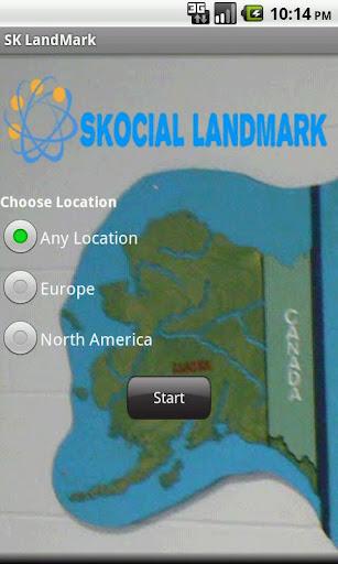 SkocialLandmark