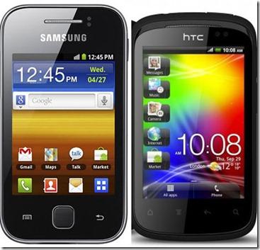 HTC Explorer Advantages And Disadvantages