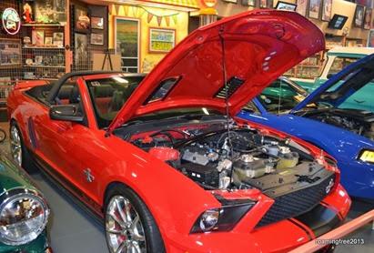 Mustangs