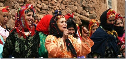 Mujeres en fiesta  - Marzo 08