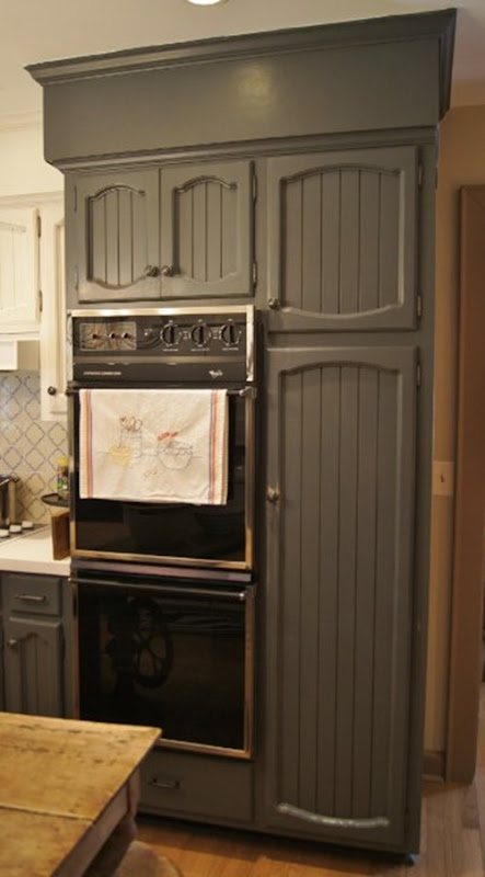 working with mismatched kitchen appliances