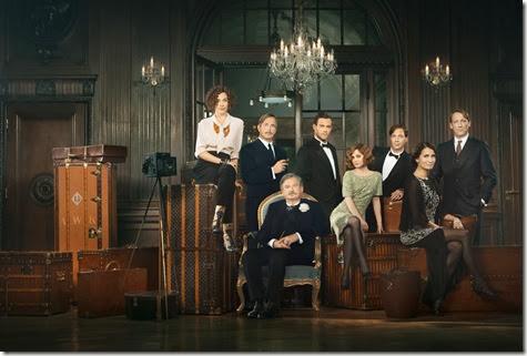 UNA FAMIGLIA cast
