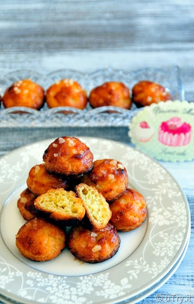 Chouquettes—France Vacation Inspired Recipe http://uTry.it