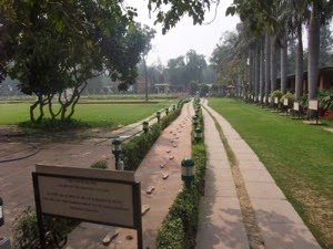 Path with Gandhi s Footsteps