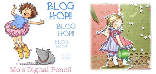 blog hop April