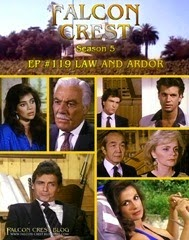 Falcon Crest_#119_Law and Ardor