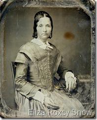 Eliza Snow