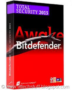 BitDefender Total Security 2013 Full License Key Until 2075 | Download Full Version Update Keys