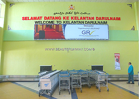 Kota Bharu Firefly Airline tickets Kelantan Malaysia Airport Kota Bharu is the capital of Kelantan, renowned for its rich heritage, Islamic culture, traditional handicrafts good food Malaysia TV3 Channel Crew journalists newspaper