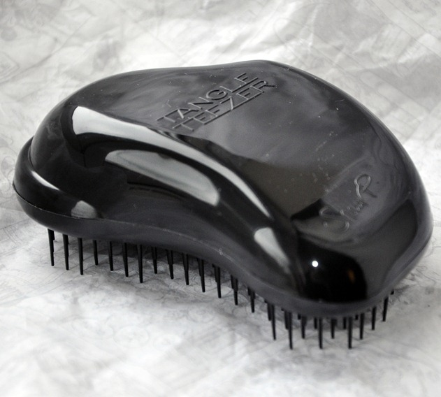 Tangle Teezer hair brush beauty blog haircare review 2