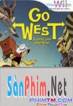Hành Trình Về Miền Viễn Tây - Go West A Lucky Luke Adventure Tập HD 1080p Full