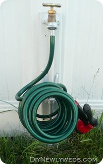 garden spigot