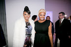 Cynthia Bailey, Nene and Greg Leakes