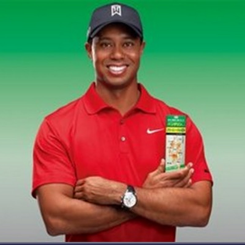 Tiger Woods Gets New Endorsement For Arse Cream
