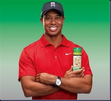 tiger woods arse cream