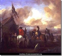 Cavalrymen-in-a-Military-Encampment