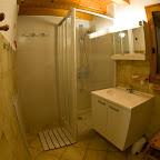 chalet Le P'tit Grenier - Salle d'eau 1er étage - Location - Les Carroz