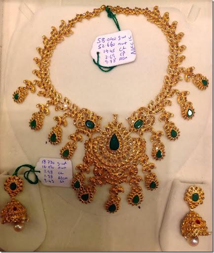 Latest Uncut Necklace Designs jeweloriginscomIndian Designer
