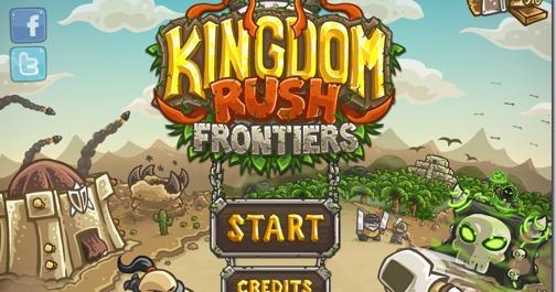 Kingdom Rush Frontiers 王國突襲邊境戰,史詩塔防進化