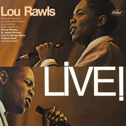 lou rawls live cover
