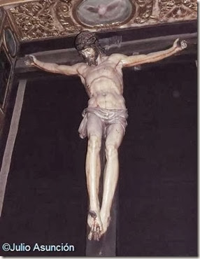 Cristo del Miserere - Iglesia de Santa María
