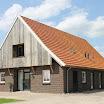 Buitenzijde vakantiewoningen - www.LandgoedDeKniep.nl
