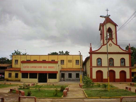 Igreja de São Miguel Arcanjo - Abaetetuba, Parà