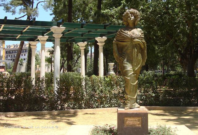Sevilla el jard n de cristina los poetas del 27 for El jardin perdido