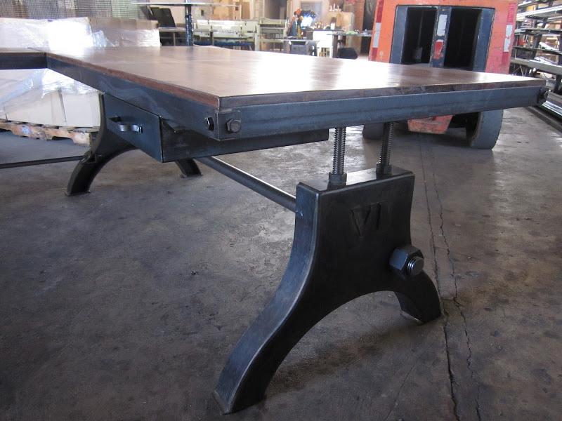 vintage industrial desk | Vintage Industrial Furniture