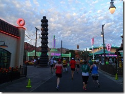 Disneyland 10K Cars Land