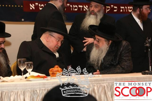 Sanz Klausengberg Annual Dinner In Monsey - 13.JPG