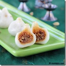 25 - Coconut Jaggery Kozhukattai