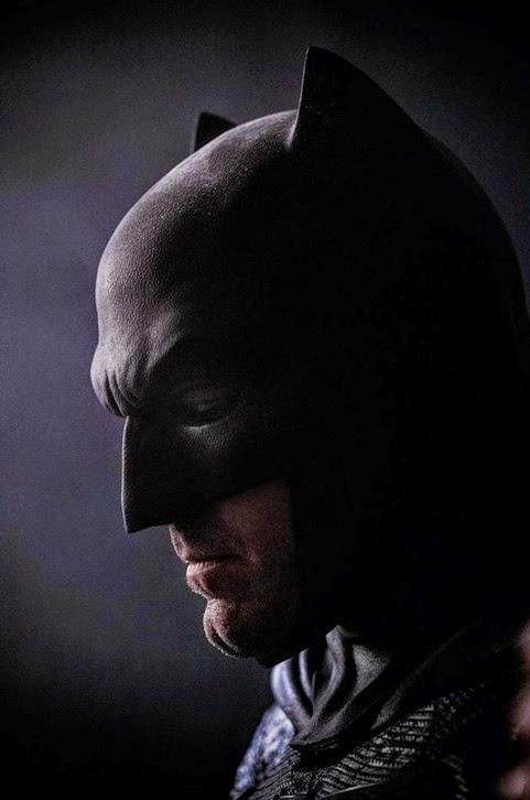 Traje del nuevo Batman
