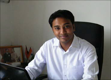 World's youngest CEO Suhas Gopinath