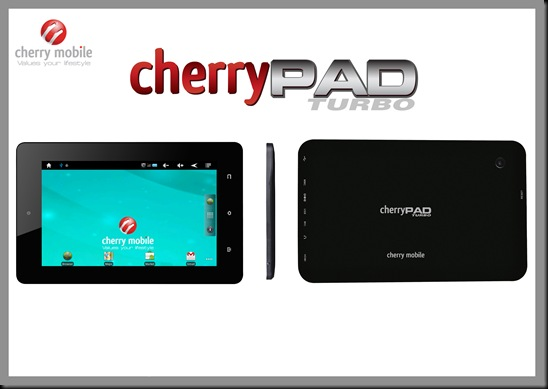 cherry pad turbo