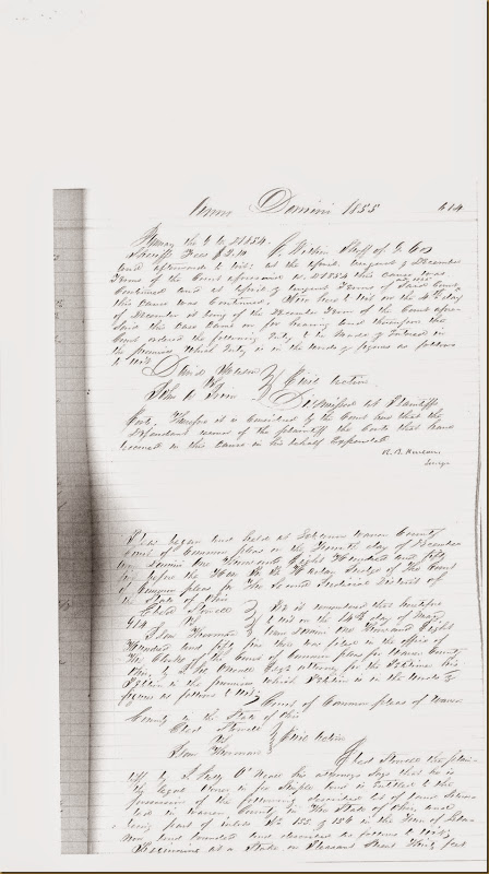 John A. Irwin, Samuel Collins sued by David Mason on 15 Dec 1853_0007