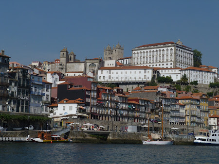Things to see in Porto: The old city center