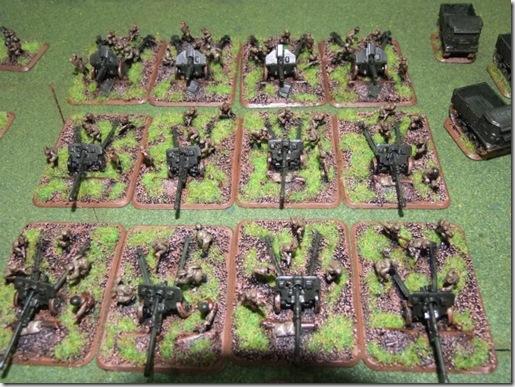 Gods of War Artillery
