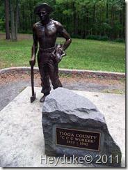 2011-08-08 CCC monument