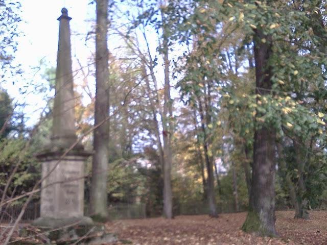 Hřbitov vojáků z napoleonských válek