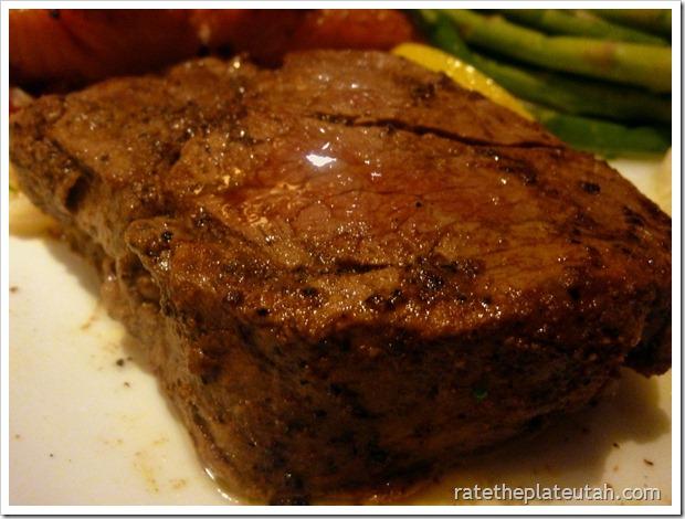 LongHorn Steakhouse Flo's Filet