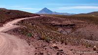 Straße nach Uyuni
