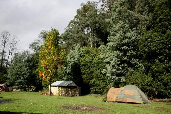 Walhalla camping