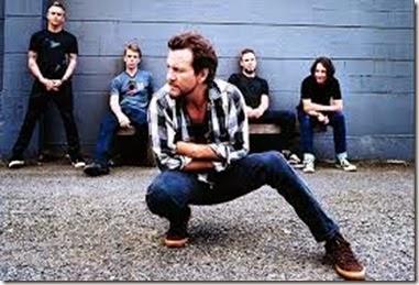 Pearl Jam regresa a mexico COncierto en noviembre de 2015