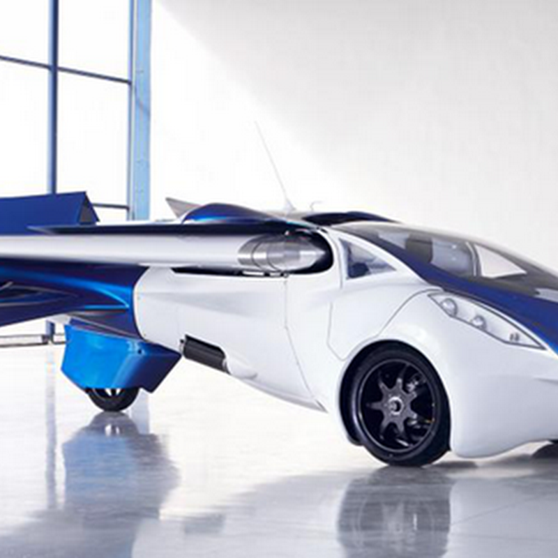 THE NEW AEROMOBIL 3.0 FLYING CAR