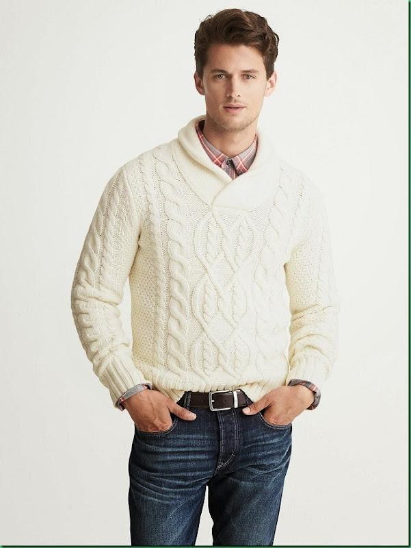 Garrett Neff for Banana Republic - Knitwear