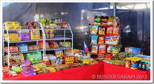 FILIPINO FOOD STALL, ROCKLEA SUNDAY DISCOVERY MARKET© BUSOG! SARAP! 2012