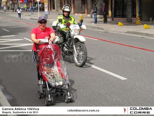 carrera 10k viva bogota 2011